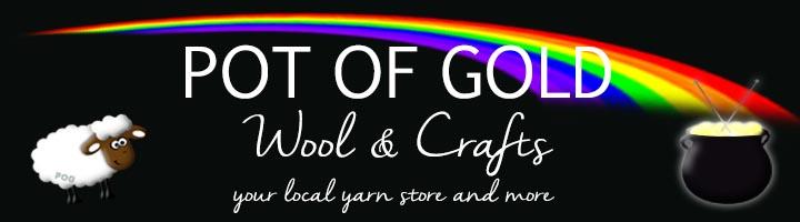 Logo Design Pot of Gold